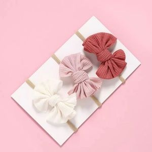New Set of 3 Baby Toddler/Girl Head Bands